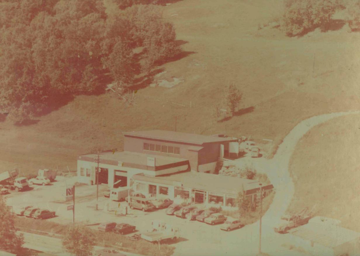 Autoservice 1973